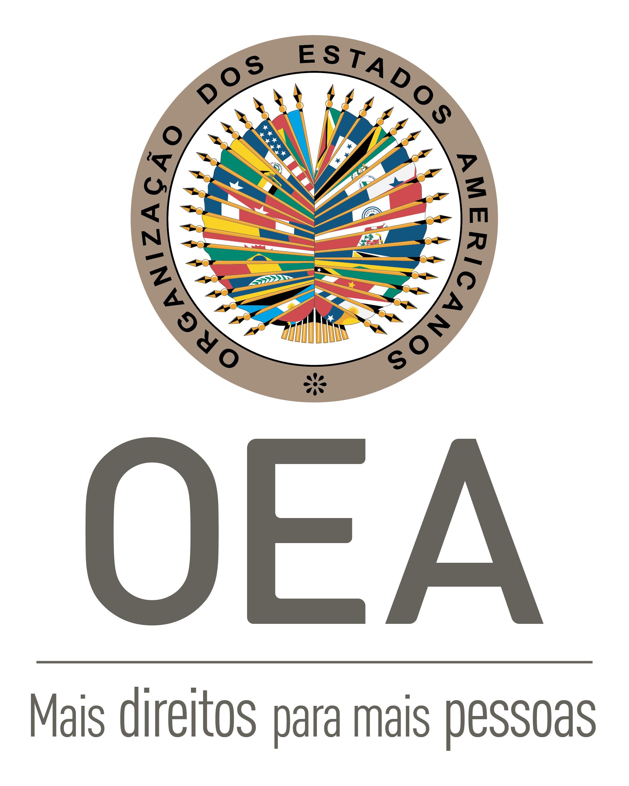 Logo da OEA | OAS